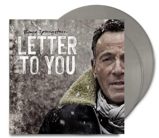Letter To You The boss Coloured Vinyl