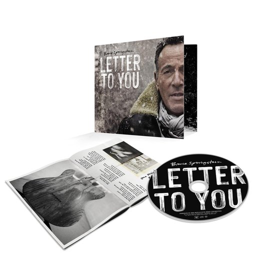 Letter To You The boss CD