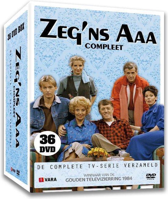 De complete serie Zeg 'ns Aaa