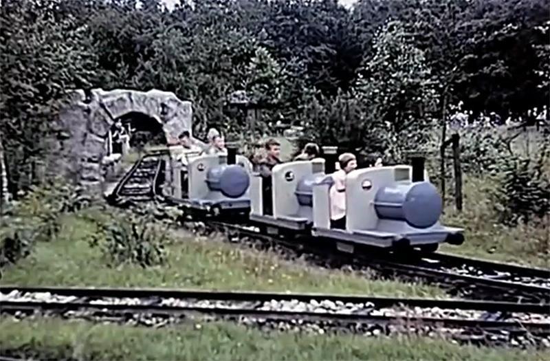 De Efteling in 1960
