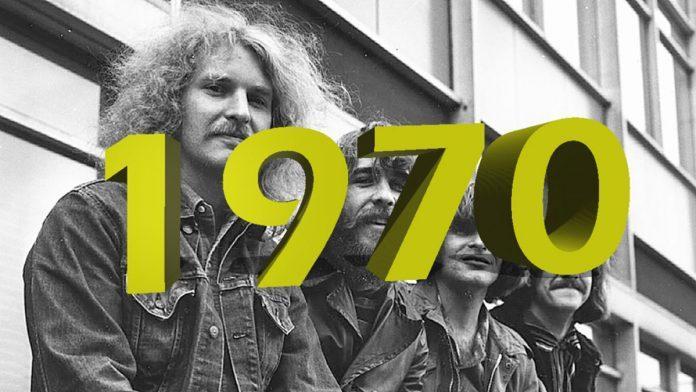 De lekkerste hits uit 1970