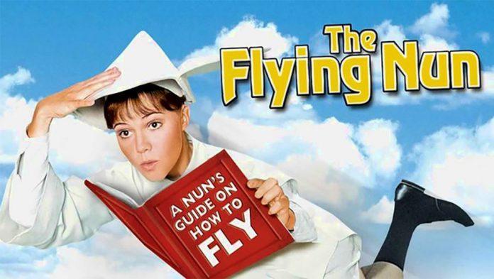 De vliegende non