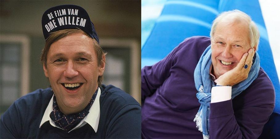 Edwin Rutten als Ome Willem