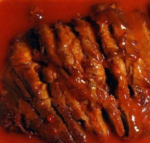 Pangang vlees
