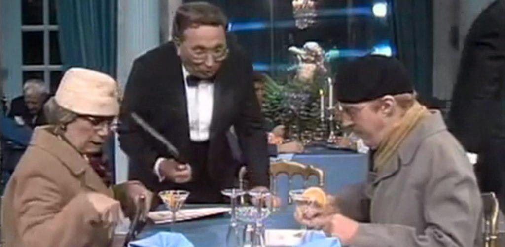 Meneer en mevrouw de Bok - Frans Restaurant
