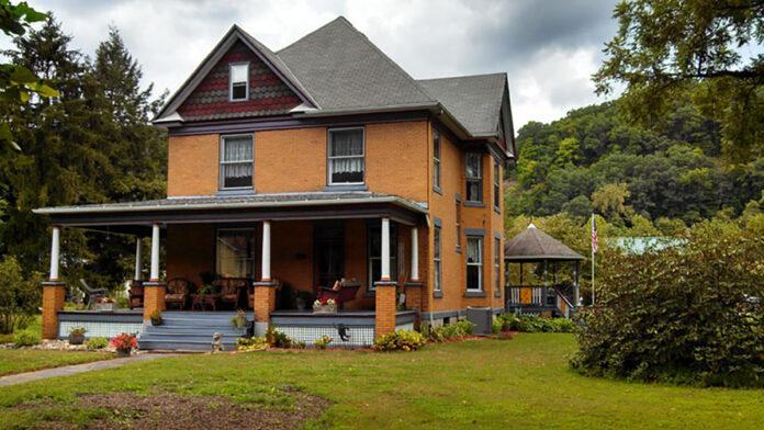 Buffalo Bill huis